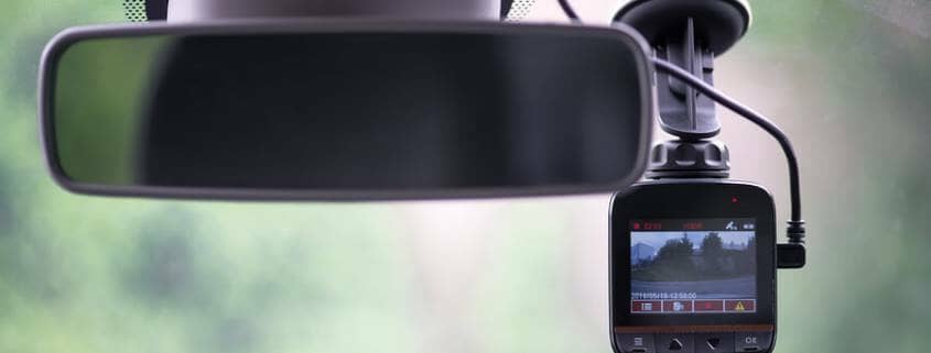dash cam to prove fault in car accident lawsuit