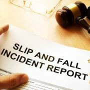 causes of slip and fall accidents