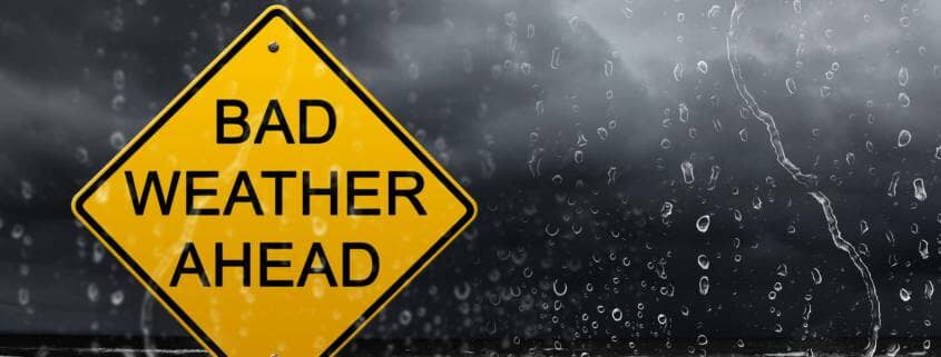 driving tips for bad weather in Arizona